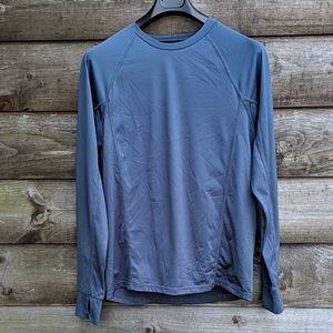L.L. Bean Long Sleeve Lightweight Tech Shirt